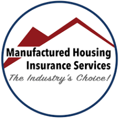 manufactured housing insurance services logo